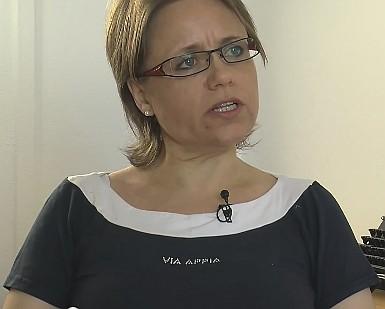 Sabine Schiffer.