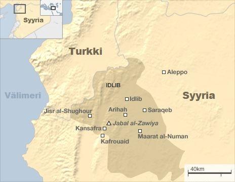Idlibin maakunta