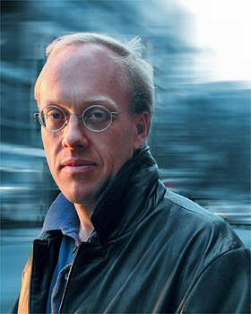 Chris Hedges. Kuva: Wikimedia Commons