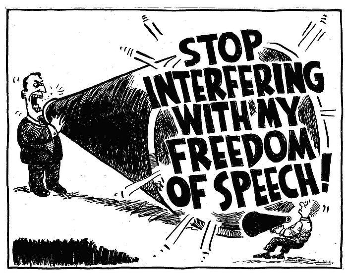 Toimittajat voivat kokea itseensä kohdistuvan kritiikin uhkaksi sananvapaudelleen.