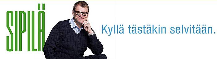Juha Sipilä valoi kansaan kriisitietoisuutta jo muutama vuosi sitten.