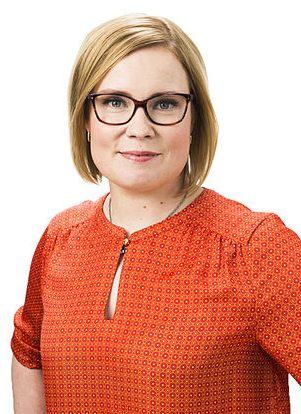 Laura Räty. Kuva: Janne Mikkilä | Wikimedia Commons
