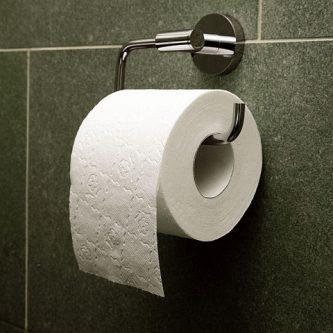 WC-paperirullan kiertosuunta on ikuinen kiistanaihe. Kuvassa oikein päin oleva vessapaperirulla. Kuva: Elya | Wikimedia Commons