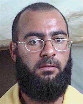 Abu_Bakr_al-Baghdadi vuonna 2004. Kuva: Yhdysvaltain armeija | Wikimedia Commons