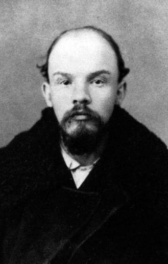 Lenin vuonna 1895