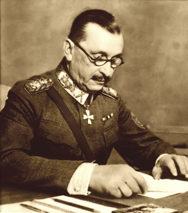 Mannerheim 1940