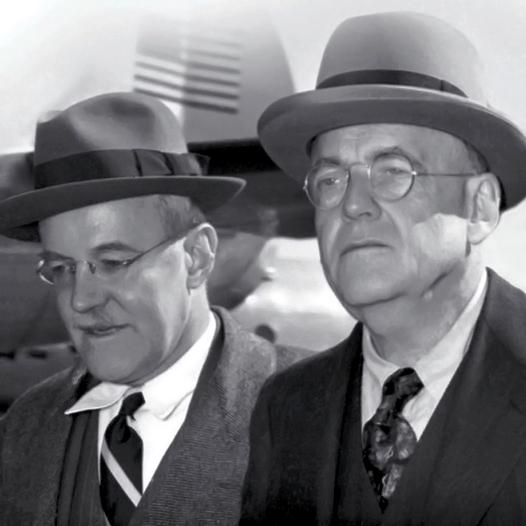 Allen ja John Foster Dulles